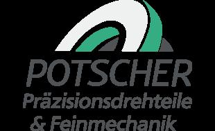 Logo von POTSCHER Präzisionsdrehteile & Feinmechanik