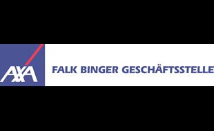 Logo von AXA Versicherungen Falk Binger