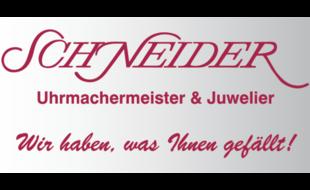 Logo von Schneider Uhrmachermeister & Juwelier