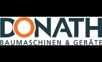 Logo von Donath Baumaschinen & Geräte