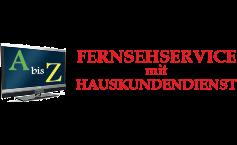 Logo von A bis Z Fernsehservice Gunter Erbe