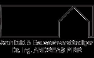 Architekt & Bausachverständiger Dr. Ing. Andreas Pirr