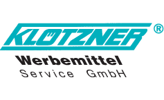 Logo von Klötzner Werbemittel