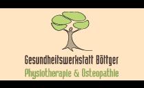 Logo von Gesundheitswerkstatt Böttger Physiotherapie und Osteopathie