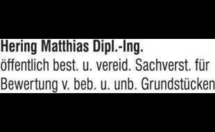 Hering Hering Matthias Dipl.-Ing. öffent. best. u. vereid. Sachverst. f. Bewertu