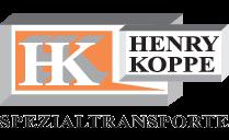 Koppe Henry Gabelstapler-& Maschinentransporte