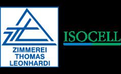Logo von Leonhardi - Zimmerei - Holzbau - ökologisch Dämmen - isofloc Fachbetrieb