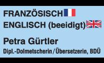 Logo von Gürtler Übersetzungen