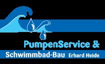 Logo von Pumpenservice & Schwimmbadbau Heide