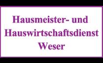 Logo von Hausmeister- und Hauswirtschaftsdienst Weser