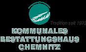 Logo von Kommunales Bestattungshaus der Stadt Chemnitz