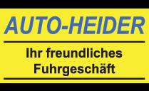 FUHRGESCHÄFT HEIDER - AUTO HEIDER