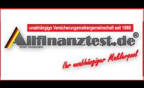Logo von allfinanztest.de GmbH Deutschland