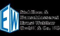 Logo von Stahlbau Walther