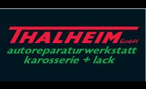 Logo von Autoreparaturwerkstatt Thalheim GmbH