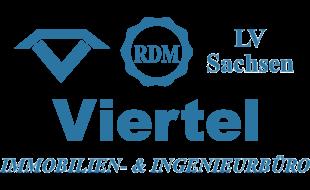 Logo von Viertel Claus Immobilien- & Ingenieurbüro