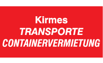 Kirmes Containervermietung
