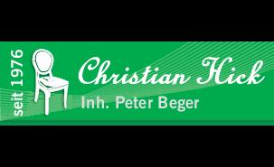 Beger Peter - Stuhlbau Hick Möbelrestaurierung