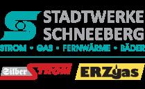 Logo von Stadtwerke Schneeberg GmbH