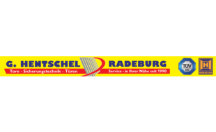 G. Hentschel - Tore & Service