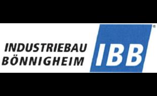 Logo von Industriebau Bönnigheim GmbH & Co. KG