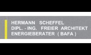 Logo von Scheffel Hermann Dipl.-Ing. Freier Architekt + Energieberater