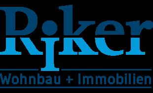 Logo von Riker Wohnbau + Immobilien