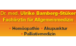 Logo von Dr.med. Ulricke Bamberg-Stüker Fachärztin für Allgemein Medizin