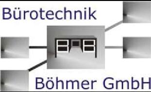 Logo von Bürotechnik Böhmer GmbH