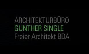 Logo von Architekturbüro Gunther Single Freier Architekt BDA