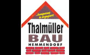 Bild zu Baugeschäft Thalmüller - Inh. Markus Thalmüller in Hemmendorf Stadt Rottenburg