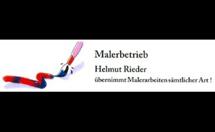 Logo von H.R. Malerfachbetrieb - Helmut Rieder