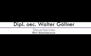 Göllner Walter Dipl.-Oec. Steuerberater