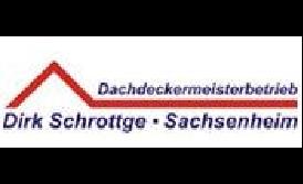 Logo von Dachdeckermeisterbetrieb Dirk Schrottge