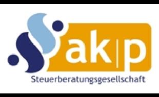 Logo von ak|p Beratung GmbH Steuerberatung