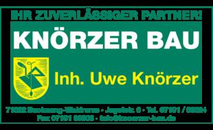 Bild zu Knörzer Bau, Inh. Uwe Knörzer in Waldrems Gemeinde Backnang