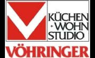 Logo von Küchen- und Wohnstudio Vöhringer