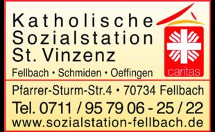 Bild zu Katholische Sozialstation St. Vinzenz in Fellbach