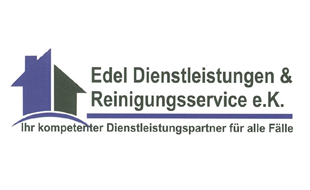 Logo von Edel Dienstleistungen & Reinigungsservice