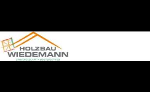 Logo von Wiedemann Holzbau