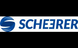 Logo von Scheerer Logistik GmbH & Co. KG