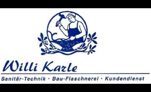 Logo von Karle Willi Sanitärtechnik, Bauflaschnerei
