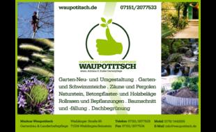 Logo von Gartenbau Waupotitsch