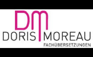 Logo von Moreau Fachübersetzungen