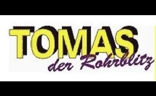 Logo von TOMAS der Rohrblitz