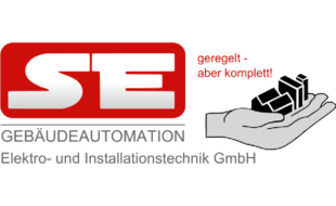 Logo von SE-Gebäudeautomation Elektro- und Installationstechnik GmbH
