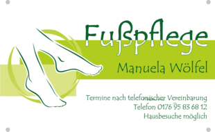 Wölfel Manuela Fußpflege