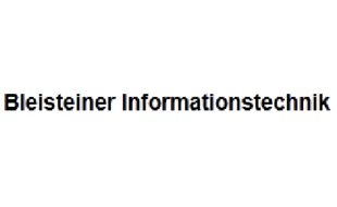 Logo von Bleisteiner Informationstechnik