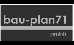 Logo von BAU-PLAN 71 GmbH Architekturbüro
