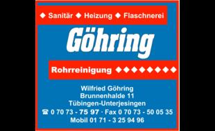 Bild zu Göhring Wilfried, Sanitär Heizung Flaschnerei in Unterjesingen Stadt Tübingen